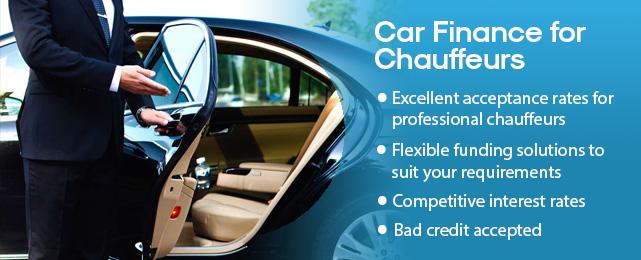 Car Finance for Chauffeurs