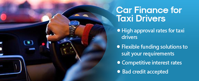 car finance for taxis